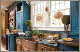 Dark Blue Kitchen Cabinet Ideas