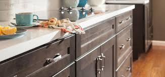 ... Close Up Image Of Korbett Maple Flagstone Cabinets
