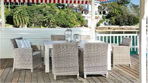 capella 7 piece outdoor dining setting