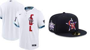 MLB unveils uniforms for 2021 All-Star ...