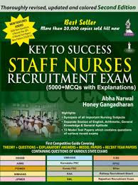 key to success staff nurses recruitment exam 2nd edition buy key add to cart