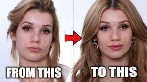 how to look pretty without makeup on 12 easy tricks