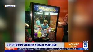 Breeze Vending Machine Near Me Interesting Firefighters Rescue Florida Boy Trapped In Vending Machine Las