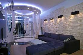 living room led lighting design. Gorgeous Kitchen Lighting Ideas, Ceiling Design With Contemporary Hidden LED  Fixtures Living Room Led A