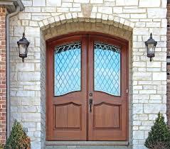 front door Colonial Style Front Door Craftsman Fiberglass Single