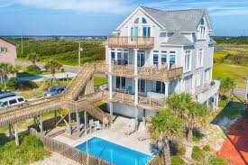 North Topsail Beach Tide Chart 2017 New River Inlet Rd 1056 Oceanfront Private Pool Hot Tub