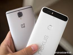 nexus 6p size comparison oneplus 3 vs nexus 6p who does clean affordable and powerful