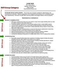 Resume Skills And Ability Resume Sample Hopefully This