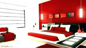 Black And Red Bedroom Decor Black White And Red Bedroom Decorating ...