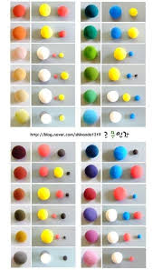Cernit Color Chart Polymer Clay Inspiration Polymer Clay Projects Polymer