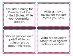 persuasive writing prompts by blair turner tpt persuasive writing prompts