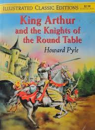 9781590600764 king arthur and the knights of the round table ilrated classics editions