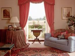 Red Curtains Living Room Living Room Red Curtains Zampco