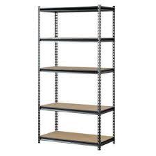 garage storage shelves 16 garage wall shelving 2 compare 72 in h x 36 in w x 18 in d 5 shelf