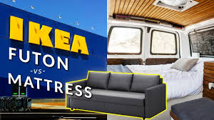 Ikea Beds For Van Life Tiny Houses