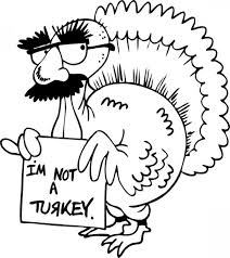 Small Picture Best Funny Thanksgiving Coloring Pages 68 With Additional Free