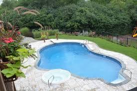 pool patio landscape design