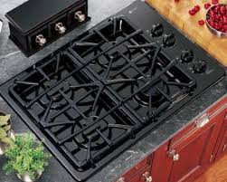 ge general electric jgp933bekbb profile gas cooktop with 4 sealed intended for ge countertop stove design