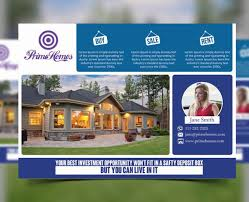 49 best Real Estate advertising Template images on Pinterest ...