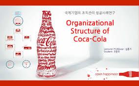 Coca Cola Corporate Structure Chart Organizational Structure Of Coca Cola By Fu Runchu On Prezi