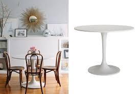 dining room best ikea dining room ideas beautiful dining room round white ikea tulip table