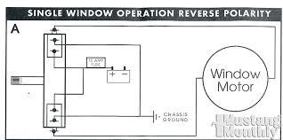 window ac wiring diagram wiring diagram 6 pin power window switch wiring diagram at Universal Power Window Wiring Diagram