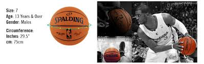 Basketball Size Guide