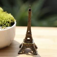 Eiffel Tower Home Decor Accessories Retro Miniatura Eiffel Tower Decoration Vintage Home Decoration 15