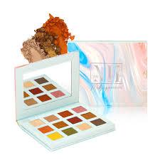OASIS <b>12 Color Palette</b> – The Makeup Institute Los Angeles