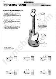 Guitar Chord Finger Chart Printable 37 Matter Of Fact Printable Bass Guitar Note Chart