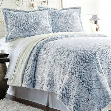 faux fur reversible comforter set blue found on featuring home king mink