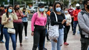 En Colombia y Argentina aumentan cifras de muertes y contagios de Covid-19