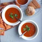 verse gezonde soep maken