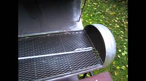 grill from old gas cylinder