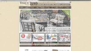 trees and trends furniture. Hanamint Tuscany Patio Furniture Overview North Carolina Trees And Trends