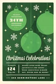 Christmas Flyer Templates Celebrations Christmas Flyer Template Christmas Flyer