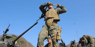 The Overloaded Soldier Why U S Infantry Now Carry More