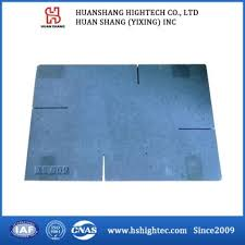 sic refractory plate