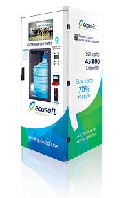 Water Vending Machine For Sale Best Vending Machine Ecosoft
