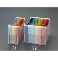 File holder box Magazine Holders 350x125x235mm File Storage Box Esco File Boxes monotaro Singapore Ea954tl31 Monotaro Singapore 350x125x235mm File Storage Box Esco File Boxes monotaro Singapore