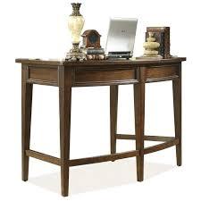 curved writing desks riverside belle vista curved writing desk amazing curved writing desk