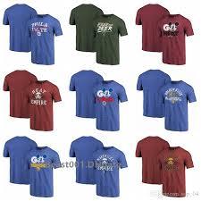 Men Fanatics Branded 76ers Cardinal La Clippers Warriors Mavericks Cardinal Empire Tri Blend T Shirt