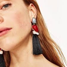 <b>Boho Vintage Tassels Earrings</b> – chellymova