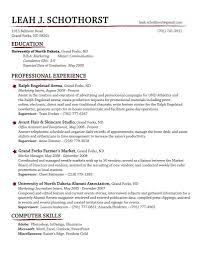 resume sample format how should my resume be formatted