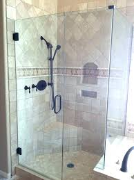 awesome glass door shower cost glass shower enclosure cost glass shower enclosure cost nice tub shower