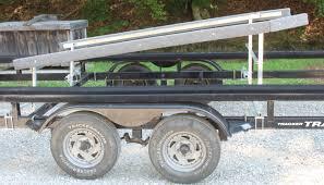 homemade pontoon boat trailer guides homemade ftempo
