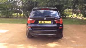 Sport Series 2012 bmw x3 : BMW X3 XDRIVE20D M SPORT BLACK 2012 - YouTube