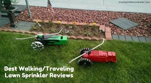 best walkingtraveling lawn sprinkler reviews 1