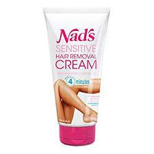 nad s 4903en06 sensitive hair removal cream 5 1 ounce