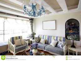 Mediterranean Decor Living Room Mediterranean Style Living Room Royalty Free Stock Photos Image